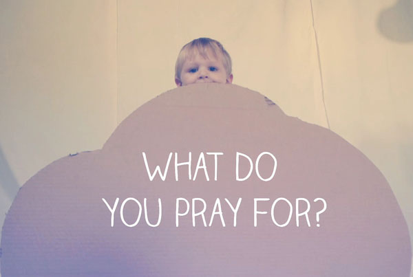 kids on prayer