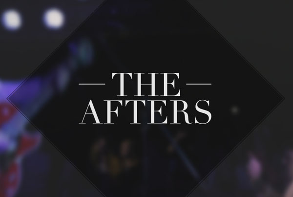 the afters: live at GCU