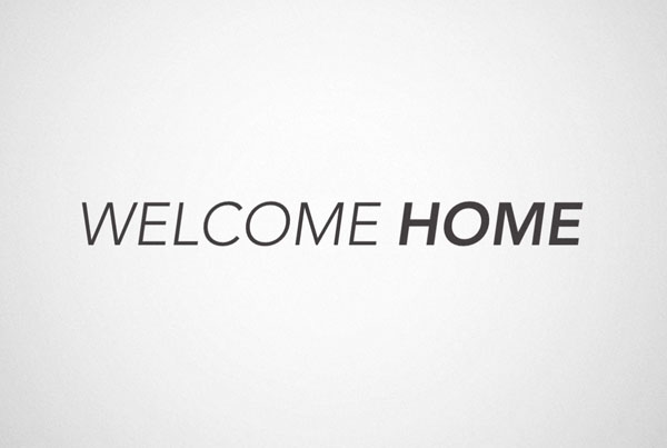 compel church: welcome home