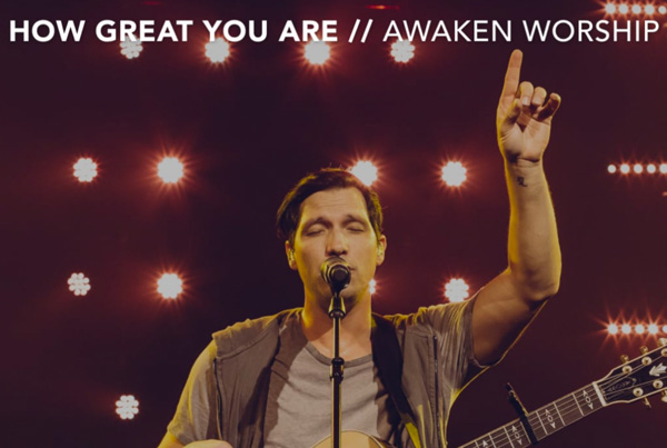 How Great You Are (Kingdom Workers) // Awaken Worship