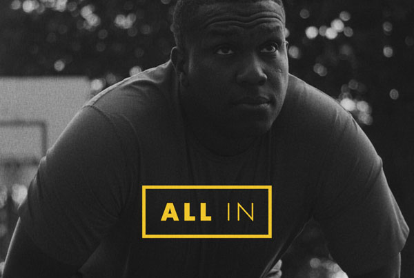 all in: sermon series promo